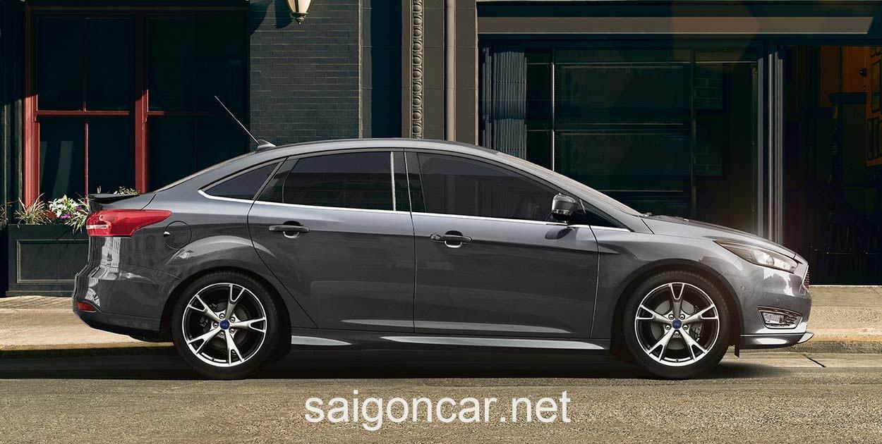 Ford Focus Hong Xam