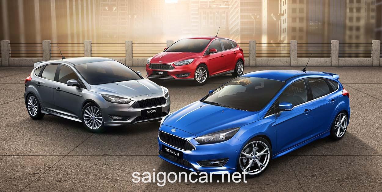 Ford Focus Tong Quan