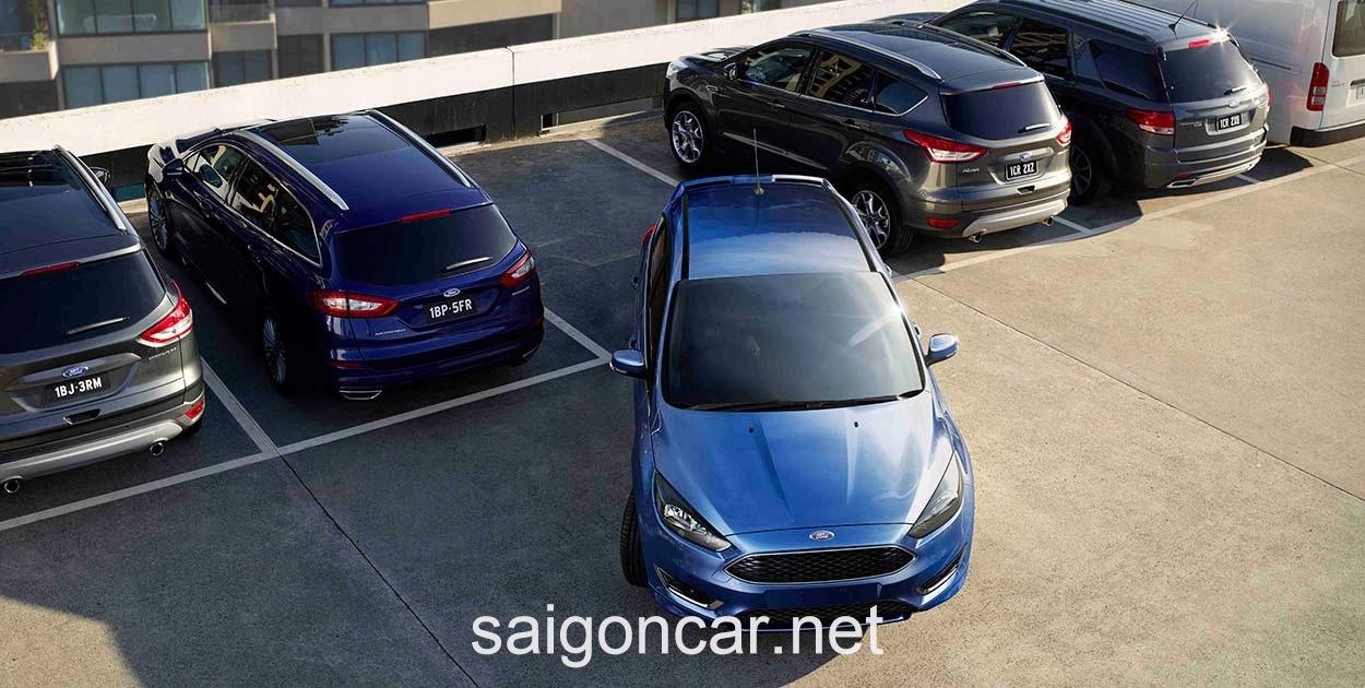 Ford Focus Ze Xe