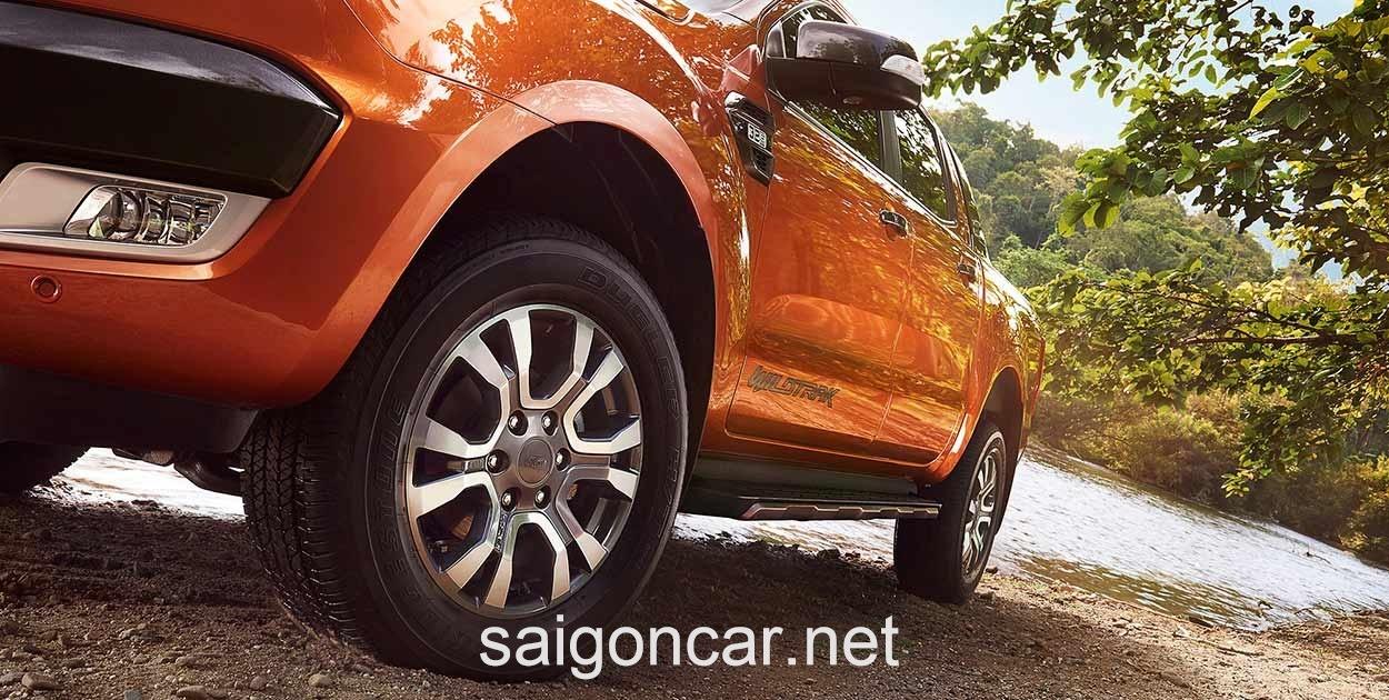 Ford Ranger Dau Cam