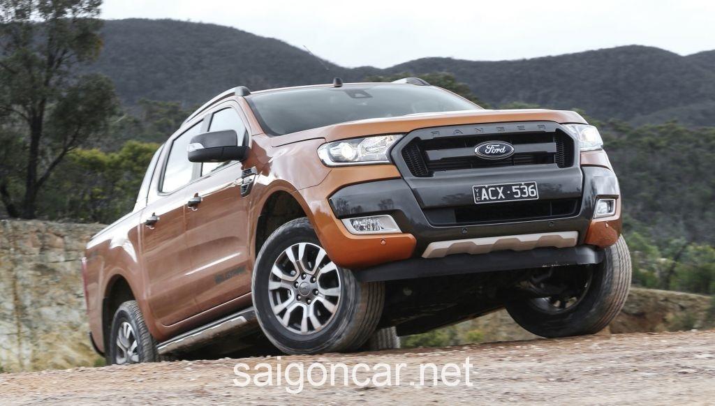 Ford Ranger Dau Xe