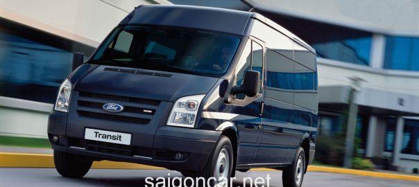 #1 Ford Transit 2020 giá xe 16 chỗ khuyến mãi cực khủng