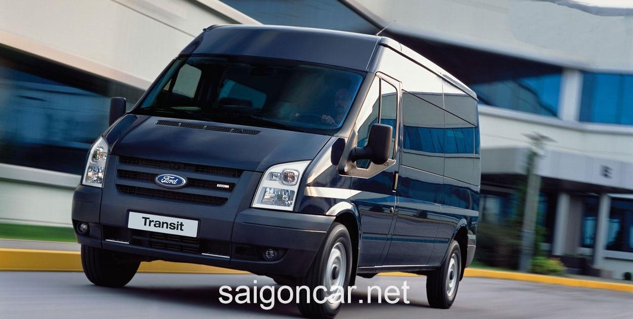 Ford Transit Dau Xe