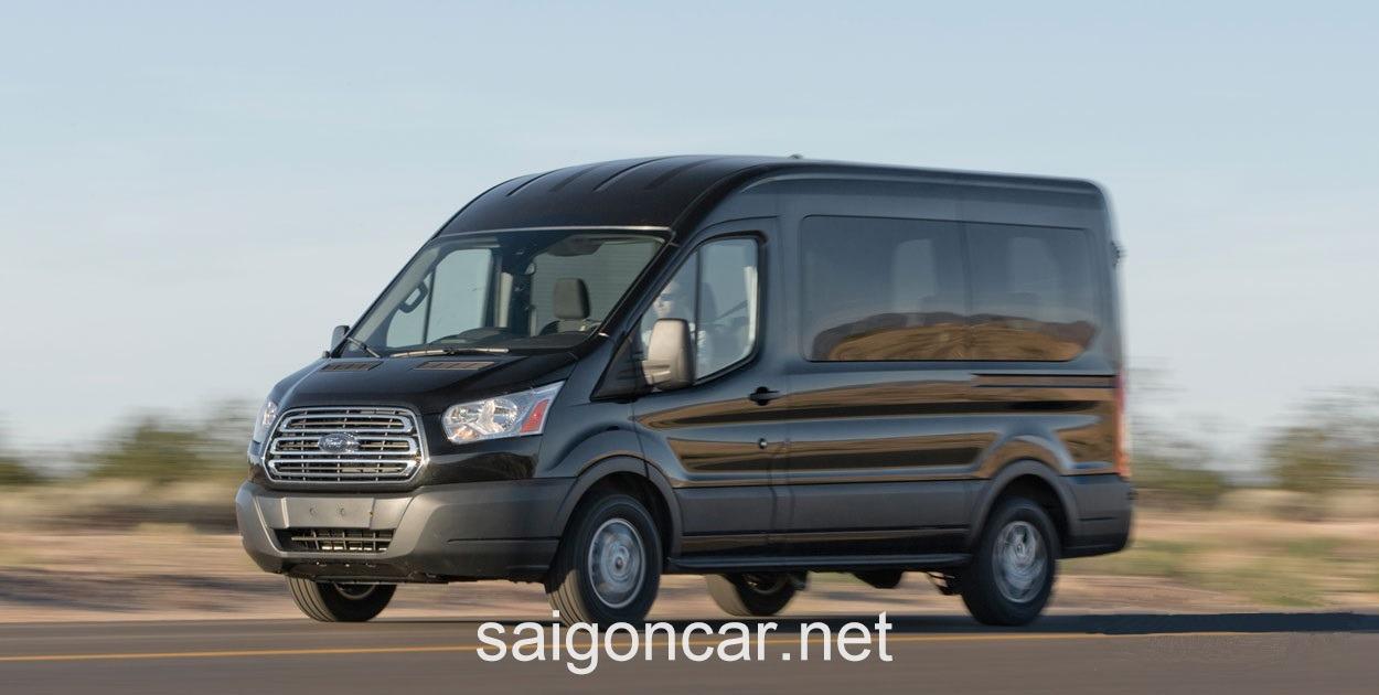 Ford Transit Hong Xam