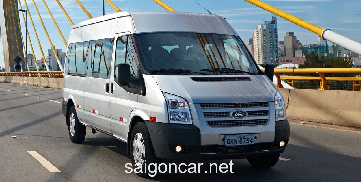 Ford Transit Tong Quan