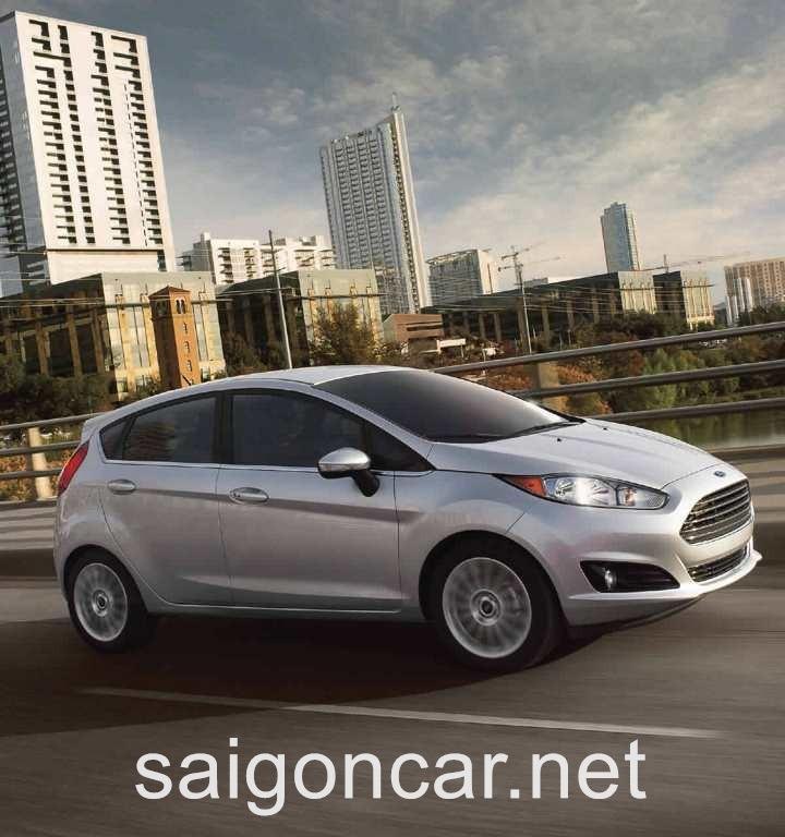Ford fiesta Hong Phai Xam