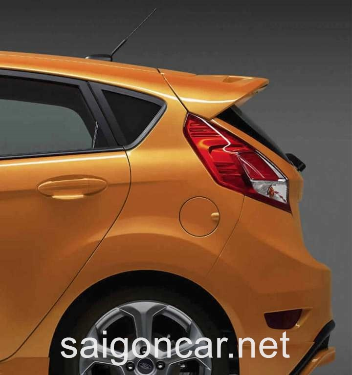 Ford fiesta Xi Nhan