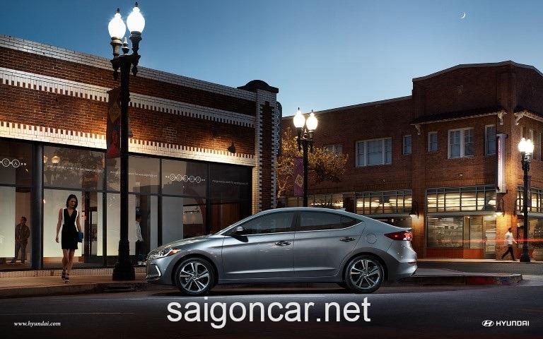 Hyundai Elantra Hong Bac