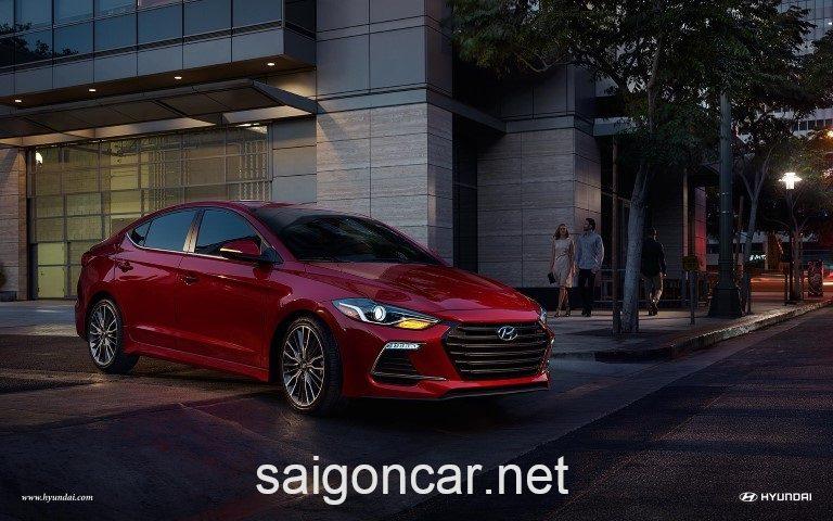 Hyundai Elantra Hong Do