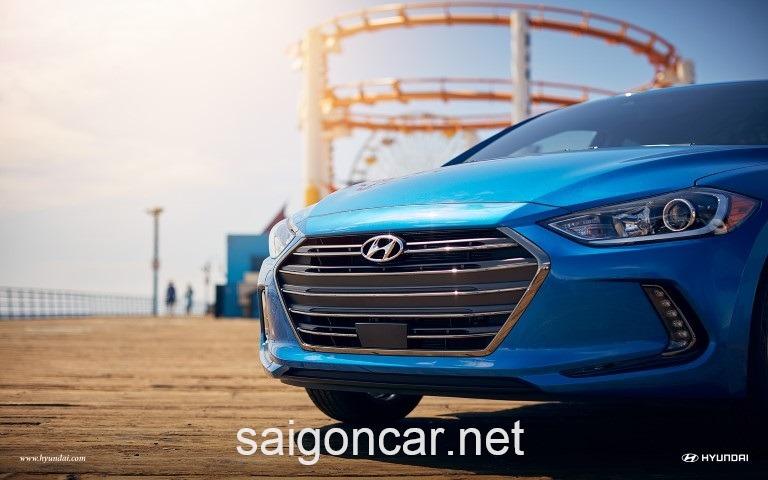 Hyundai Elantra Luoi Tan Nhiet