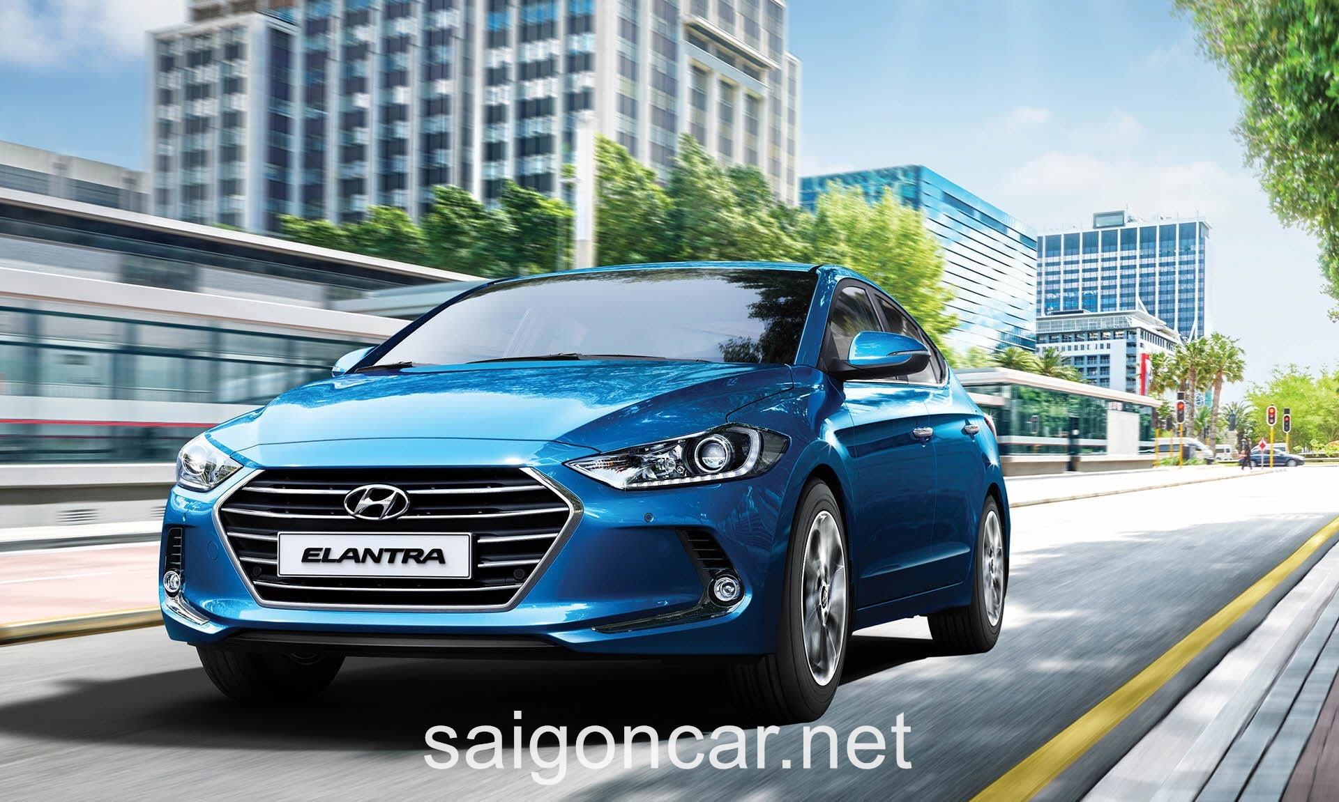Hyundai Elantra Tong Quan