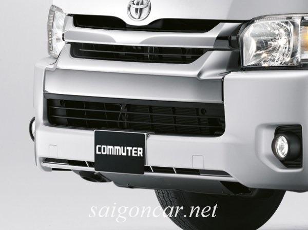 Toyota Hiace Dau Xe