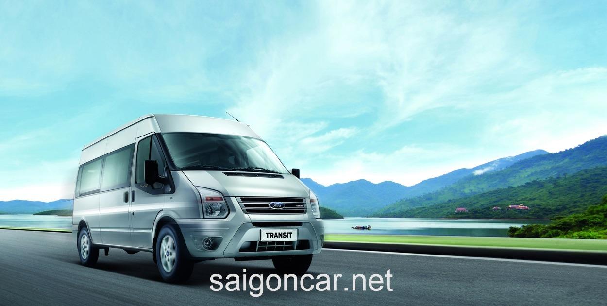 Ford Transit Dau Trang