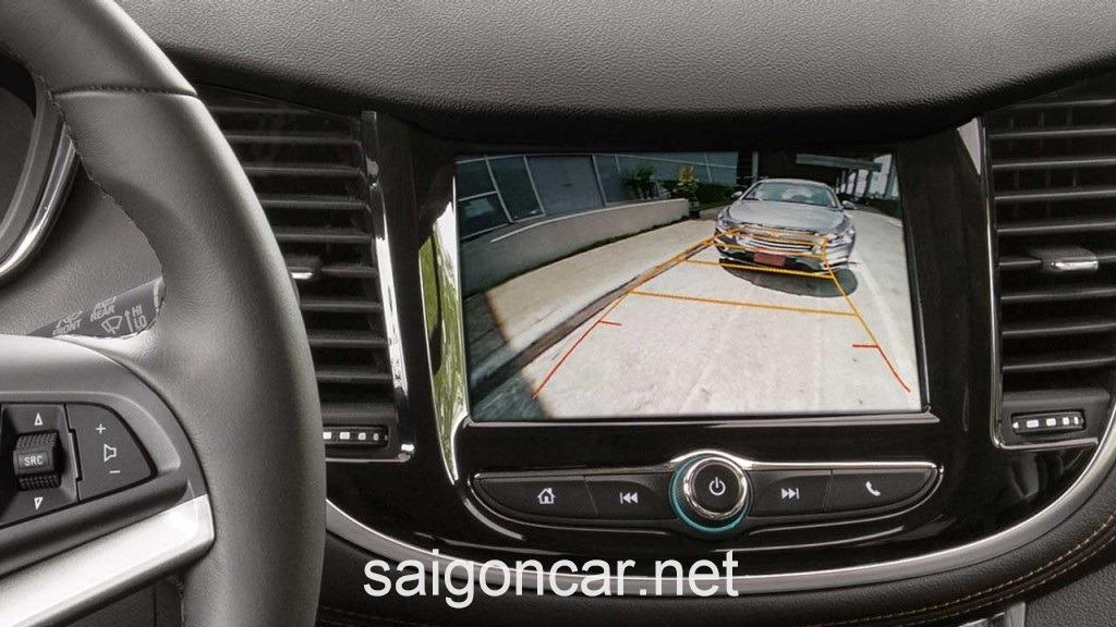 Chevrolet Trax Camera Lui