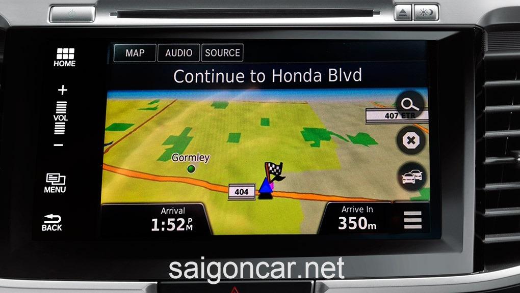 Honda Accord Bang chi Duong