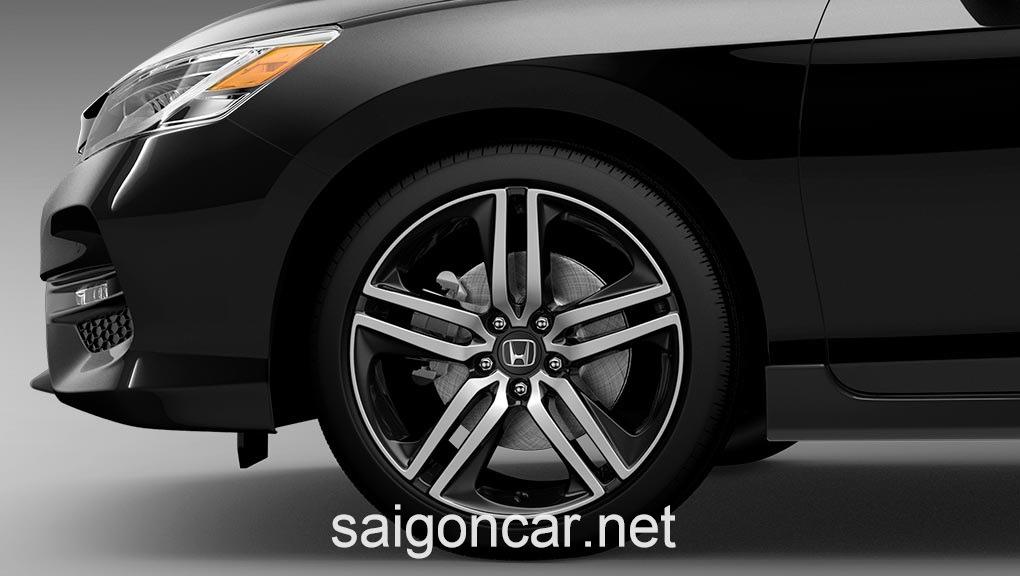 Honda Accord Banh Truoc
