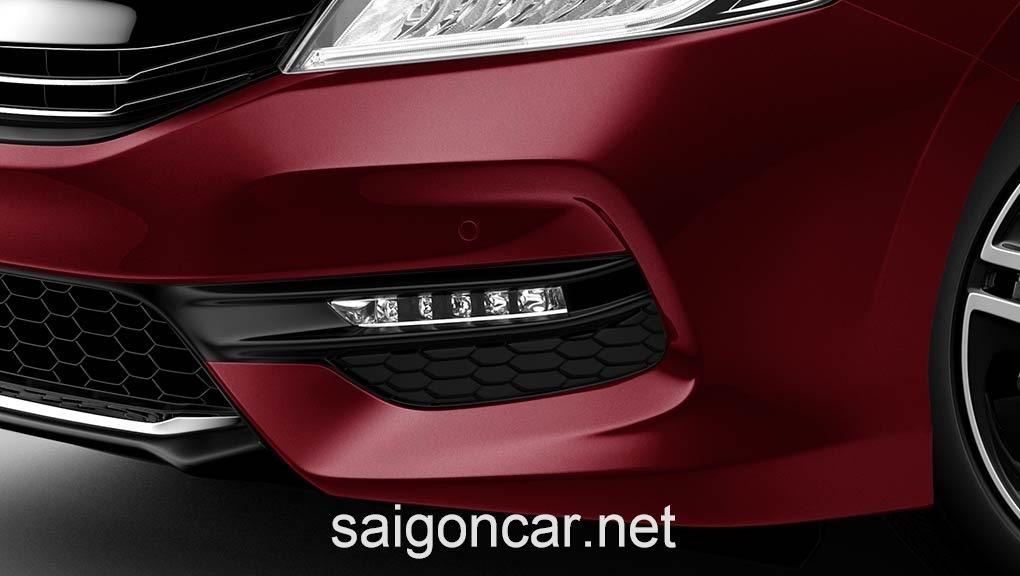 Honda Accord Den Truoc Phu