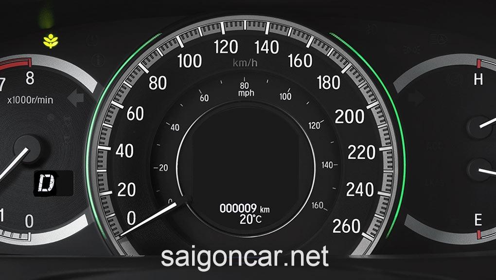 Honda Accord Km