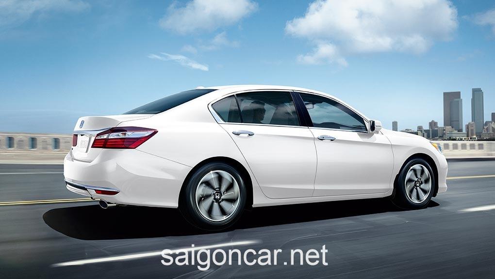 Honda Accord Tong Quan Trang