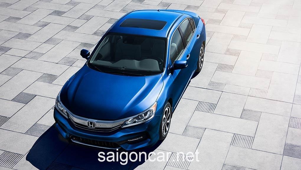 Honda Accord Tong Quan