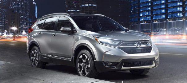 Honda CR-V Hong Xam