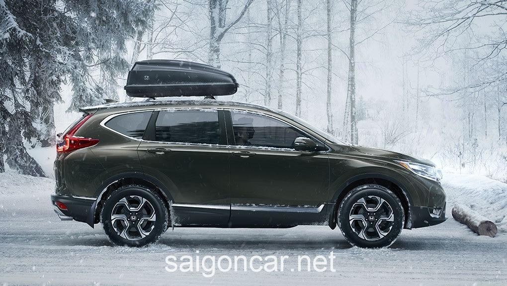 Honda CR-V Hong Xe