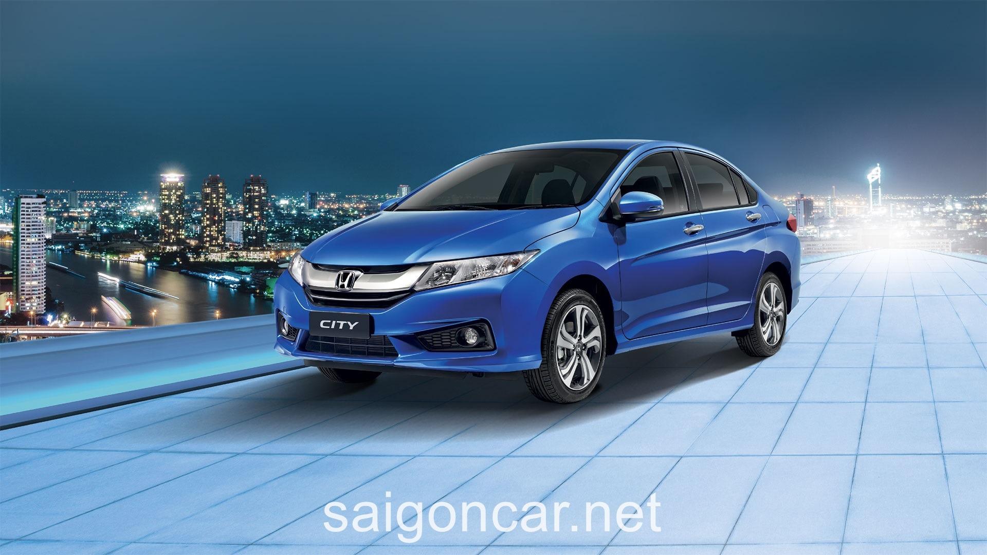 Honda City Tong Quan 2