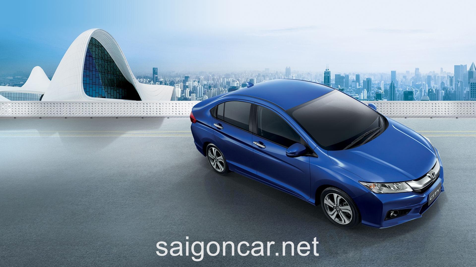 Honda City Tong Quan