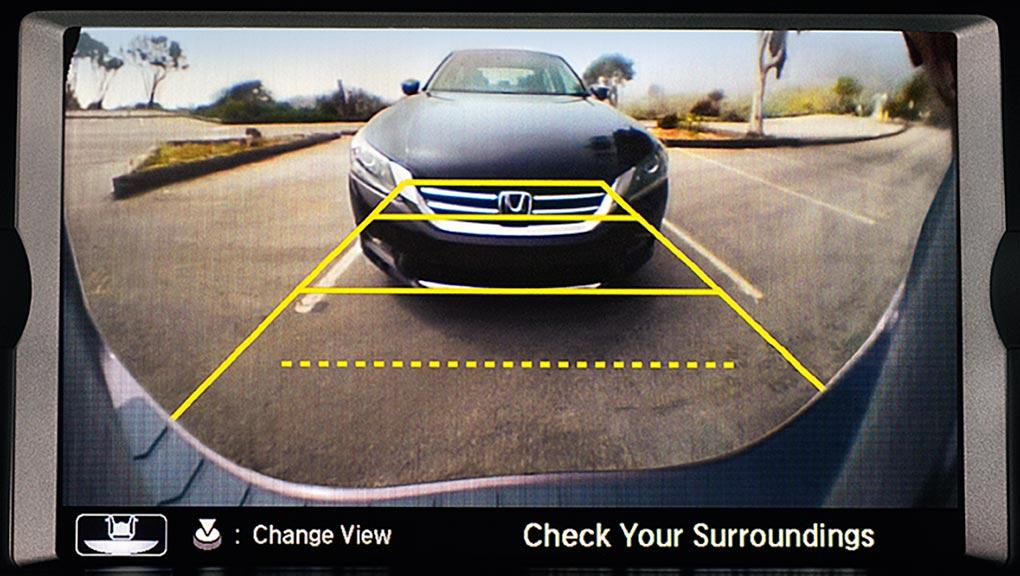 Honda Odyssey Camera Lui