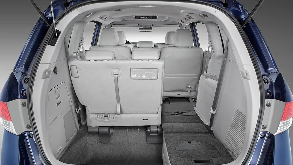 Honda Odyssey Cop Rong