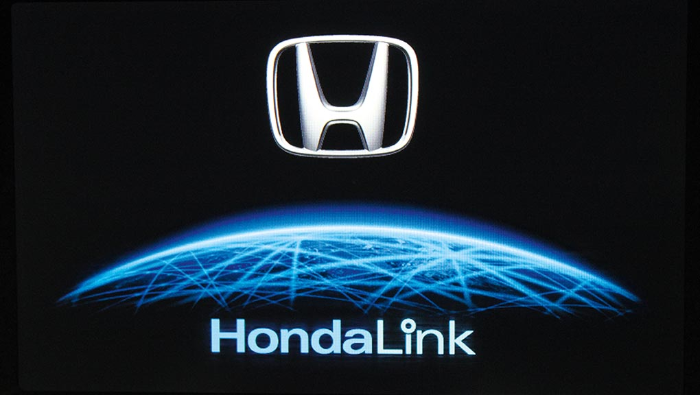 Honda Odyssey DVD