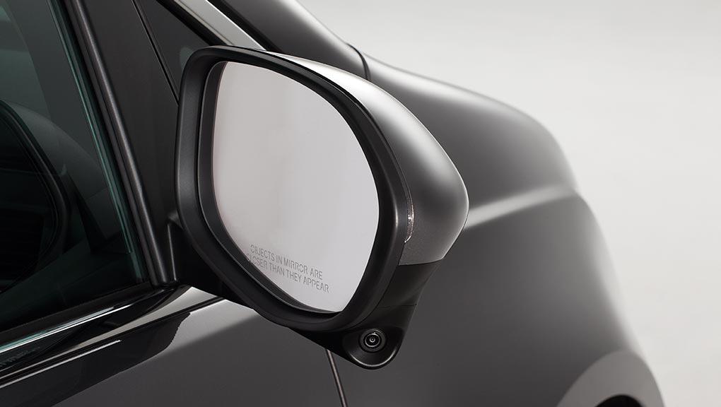 Honda Odyssey Gương Hau