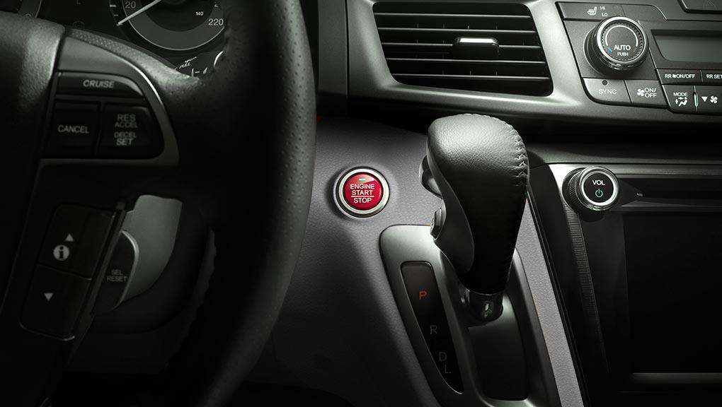 Honda Odyssey Star Stop