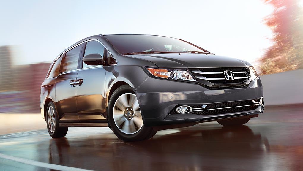 Honda Odyssey Tong Quan