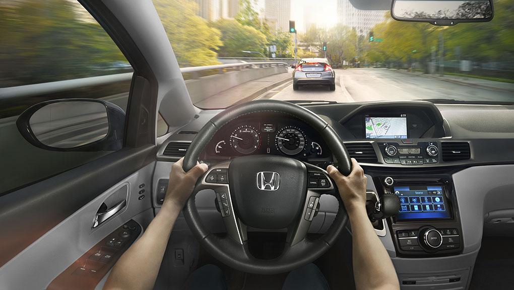 Honda Odyssey Vo Lang