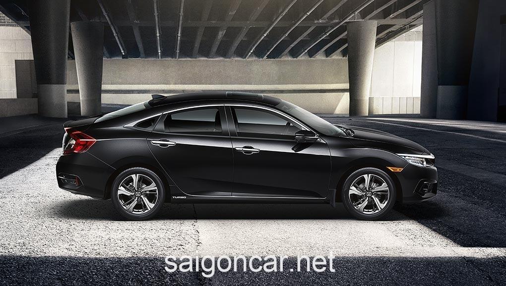 Honda civic Den Sau