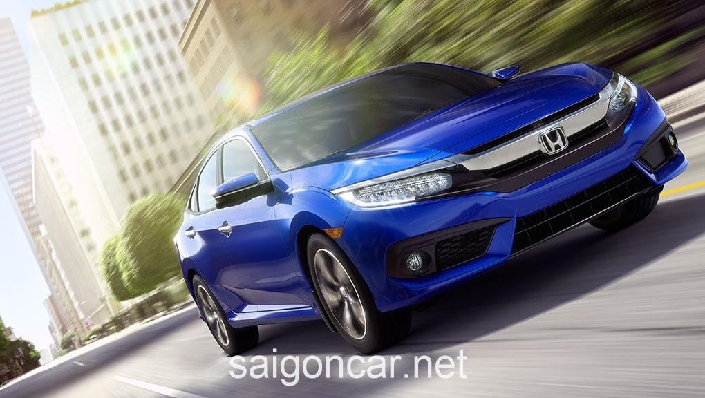 Honda civic Tong Quan