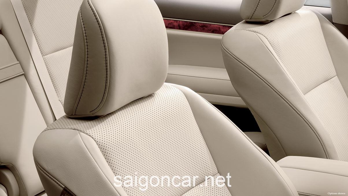 Lexus GX 460 Ghe Da