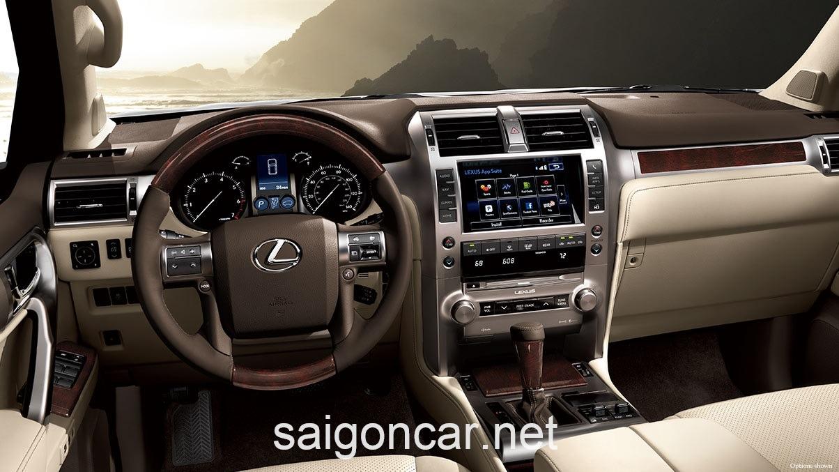 Lexus GX 460 Tap Lo
