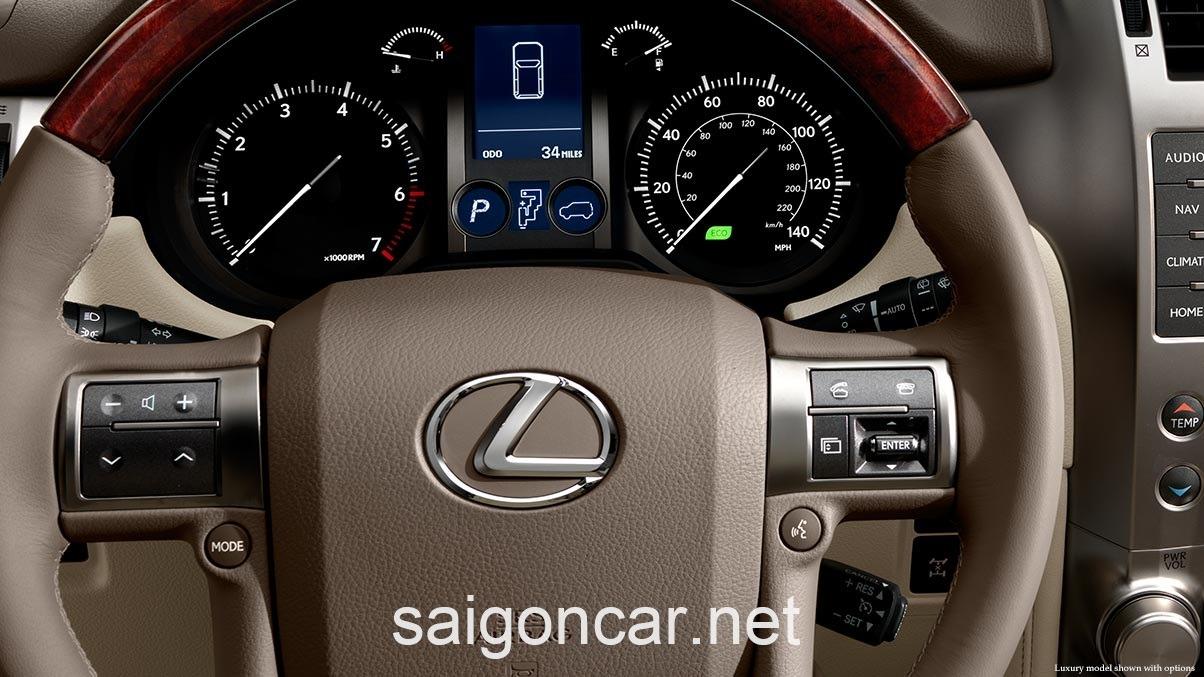 Lexus GX 460 Vo Lang