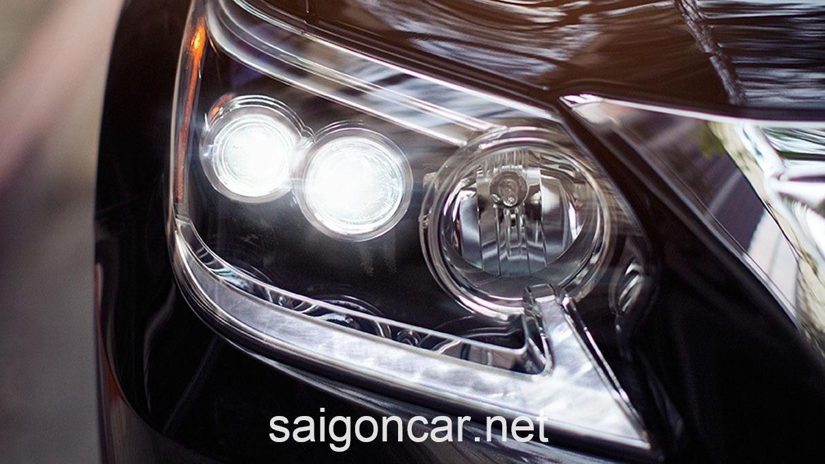 Lexus GX 460 Xi Nhan