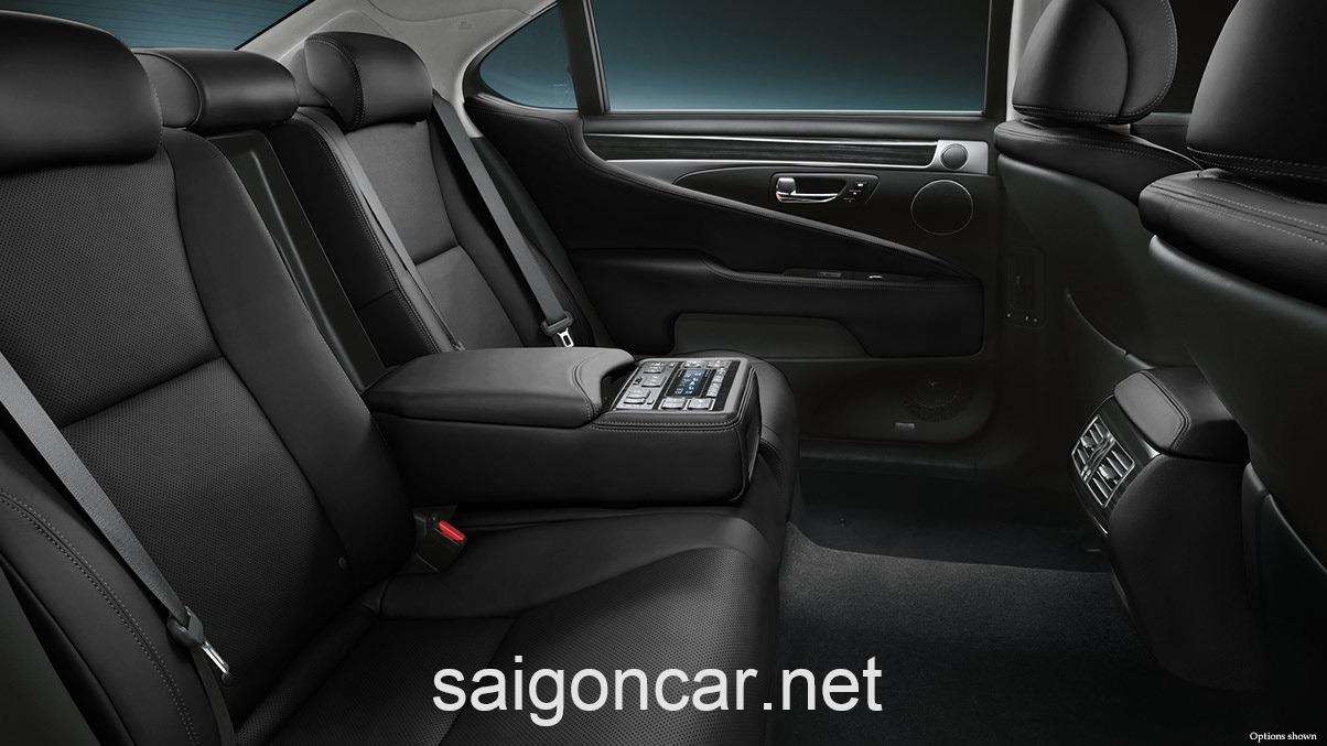 Lexus LS 460L Hang Ghe Sau