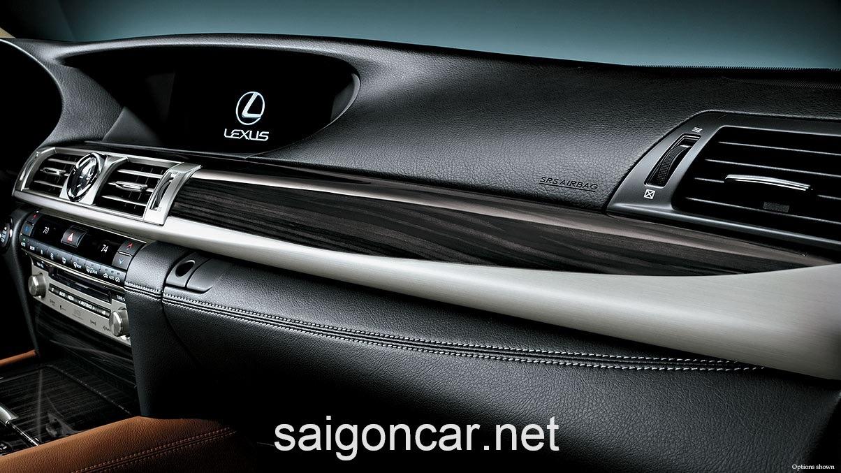 Lexus LS 460L Tap Lo