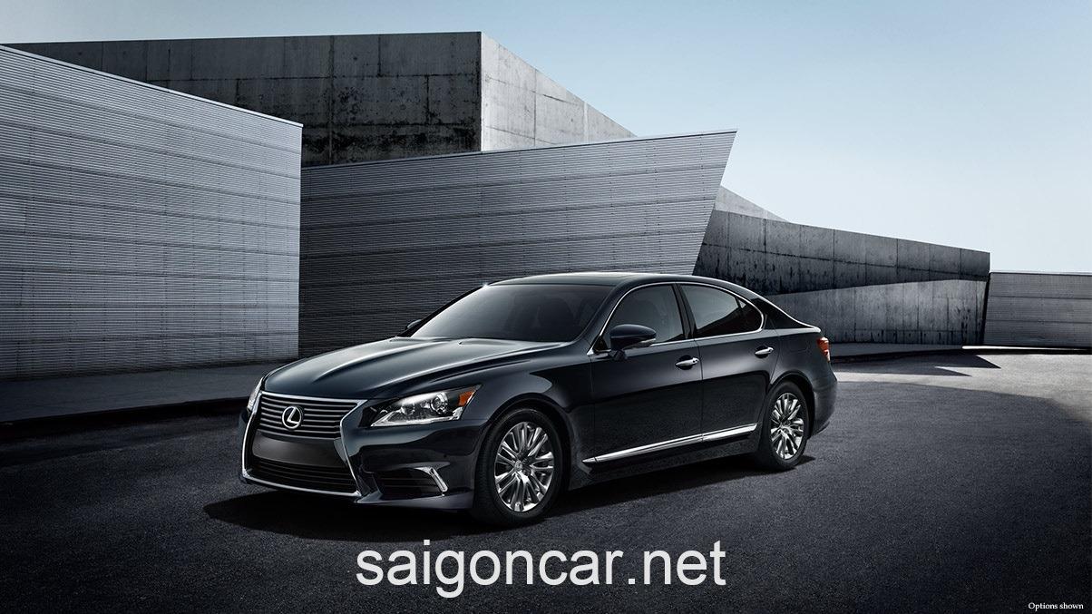 Lexus LS 460L Tong Quan