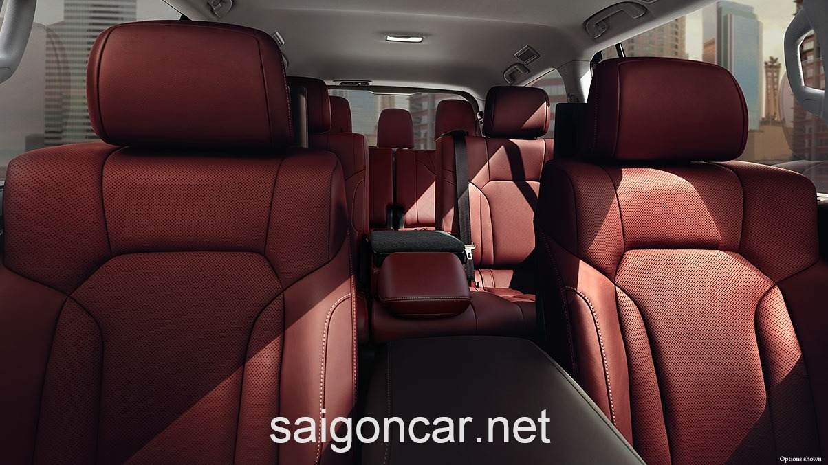Lexus LX 570 Hang Ghe