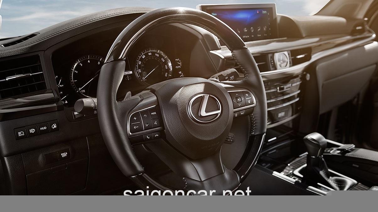 Lexus LX 570 Vo Lang