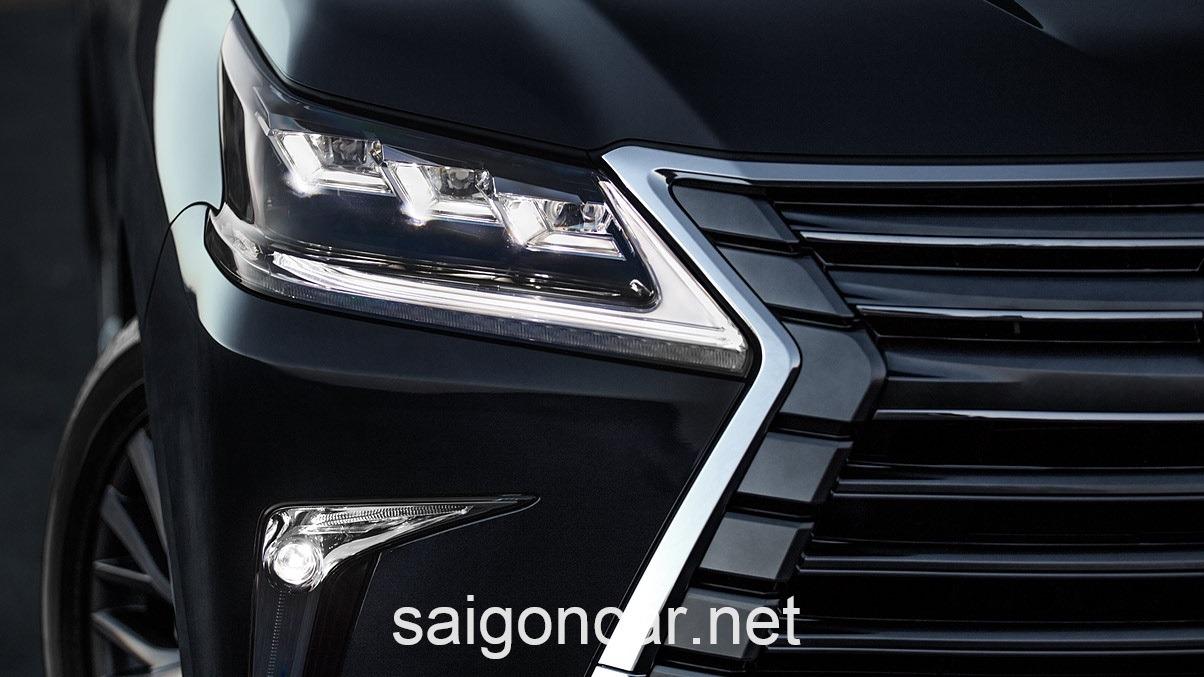 Lexus LX 570 Xi Nhan