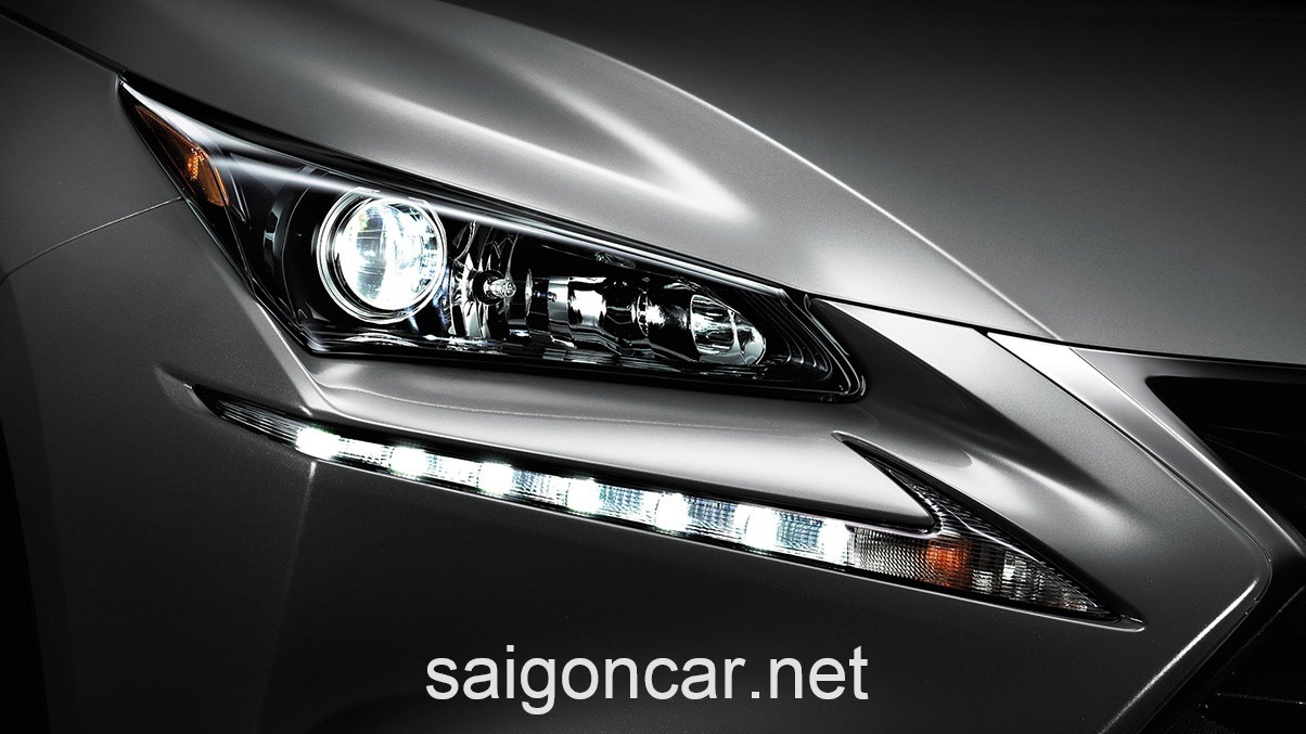 Lexus NX 200T Den Led