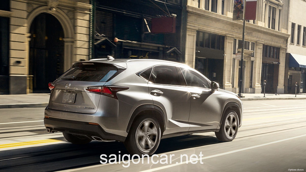 Lexus NX 200T Dong Co