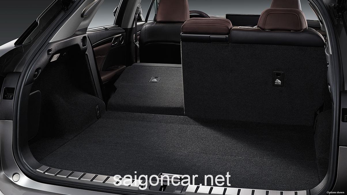 Lexus RX 350 Cop Xe